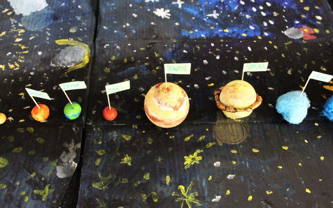 Kosmiczna wystawa klasy Oa